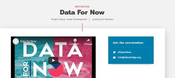 L Initiative Data4Now