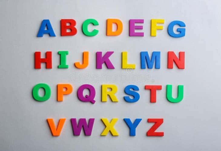 Les schemas alphabetiques