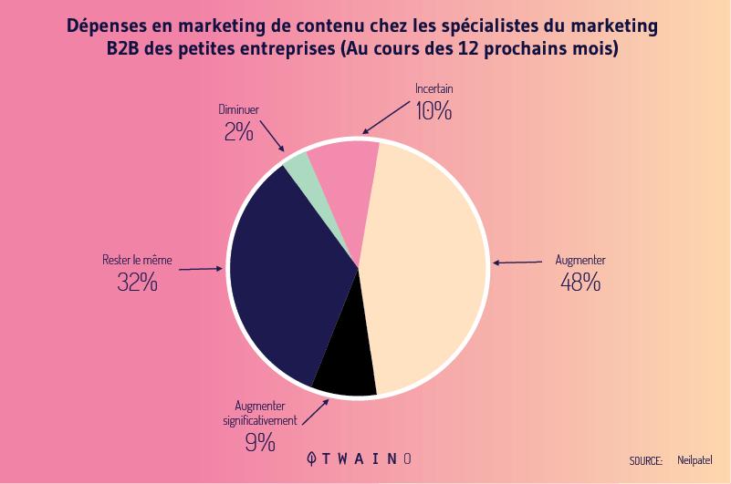 Budget-en-marketing-de-contenu-pour-les-12-mois