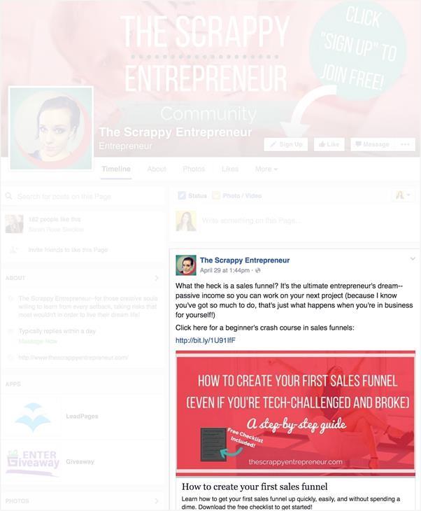 L entrepreneur en difficulte