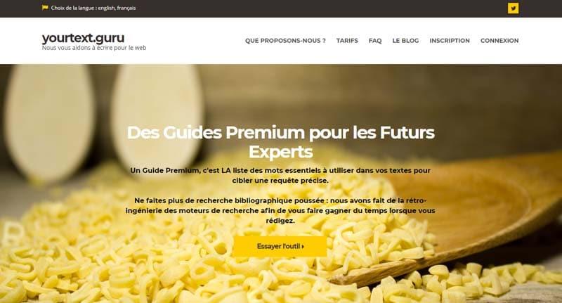 Des Guides Premium pour les Futurs Experts