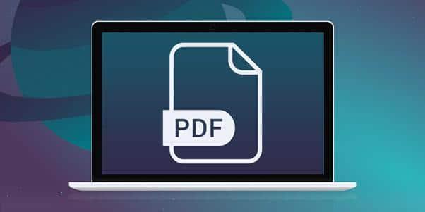 Un document PDF