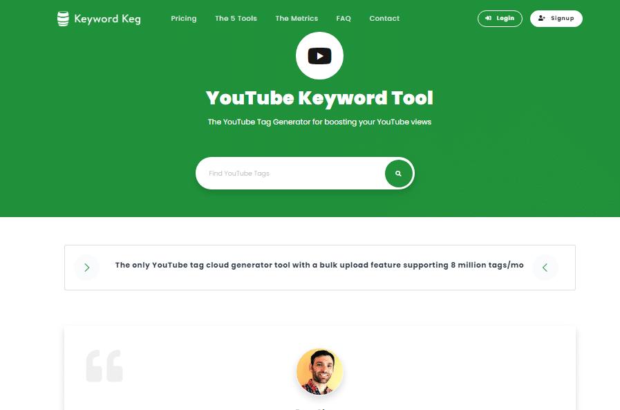 Keyword Ked