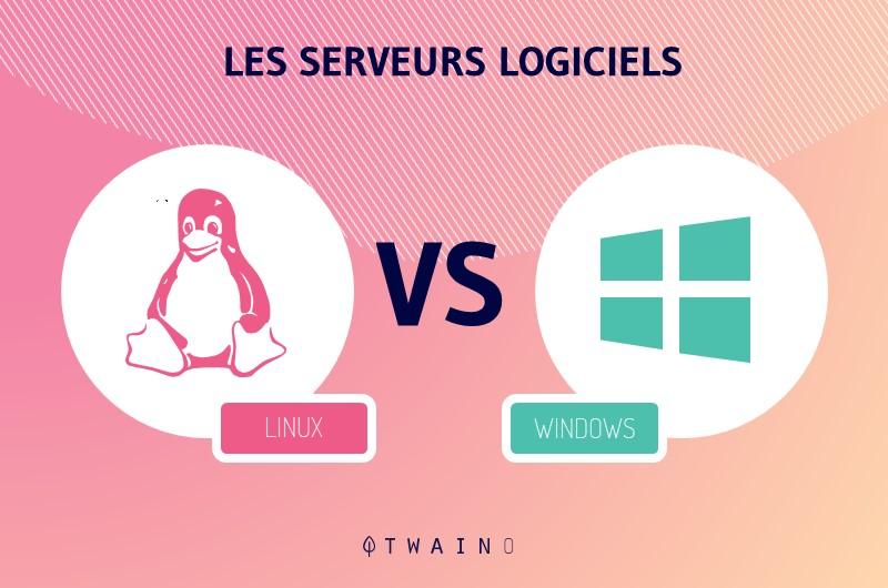 Que sont les serveurs logiciels