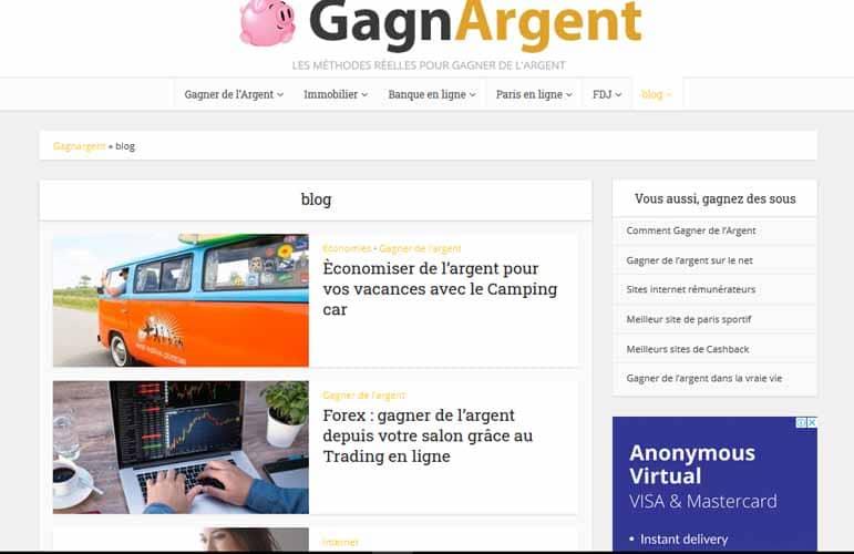 blog specialise