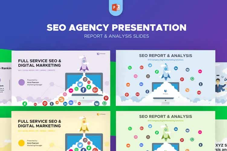 presentation agence seo