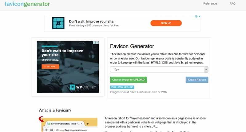 FaviconGenerator.com