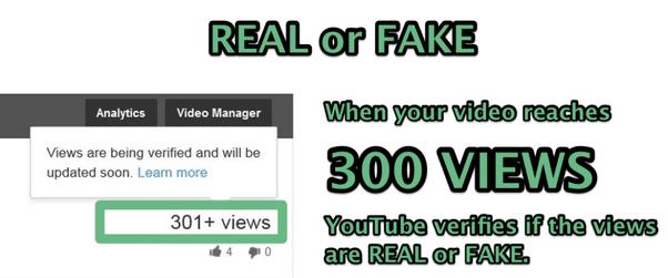 Youtube verifie les videos mises en ligne