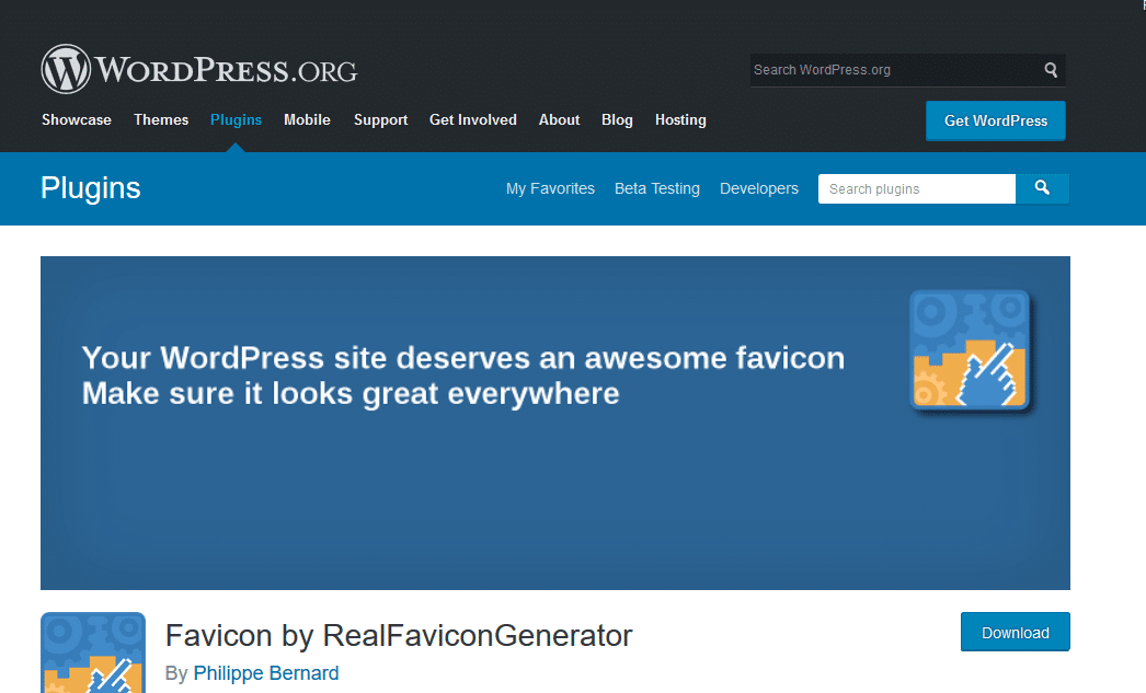 Favicon by Real Favicon Generator
