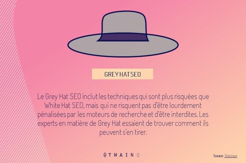 Le chapeau gris