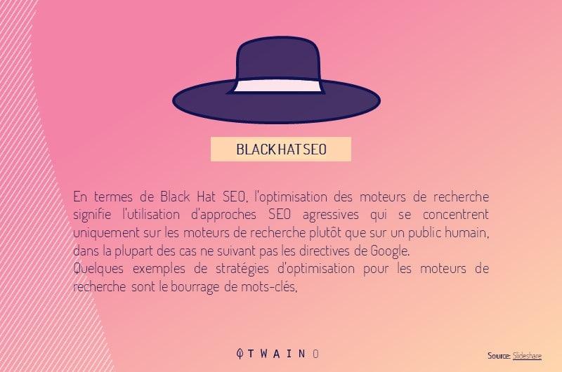 Le chapeau noir