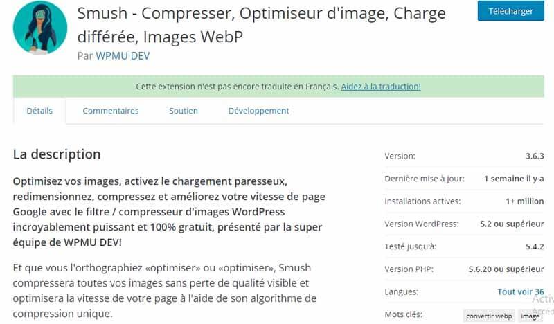 Smush compresser