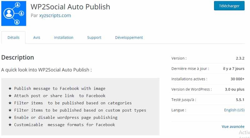 WP2 social auto publish