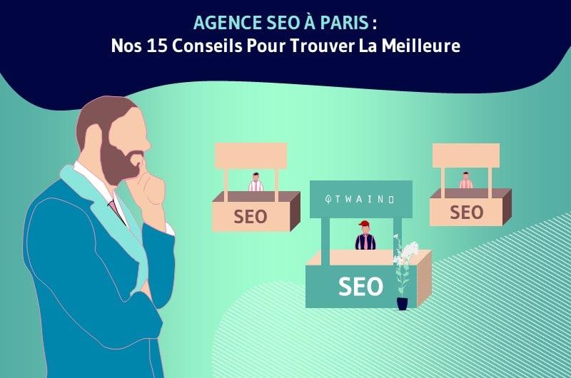 Twaino : Votre Agence SEO à Paris