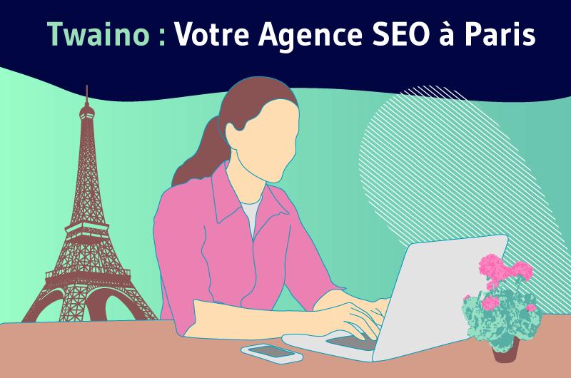 Agence SEO Paris Twaino
