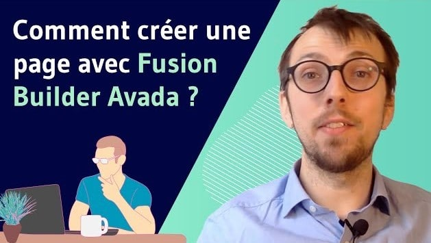 Comment créer une page avec le Fusion Builder Avada