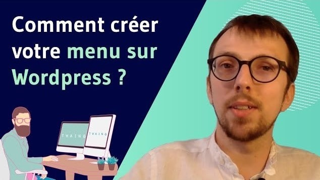 Comment creer votre menu de navigation sur wordpress