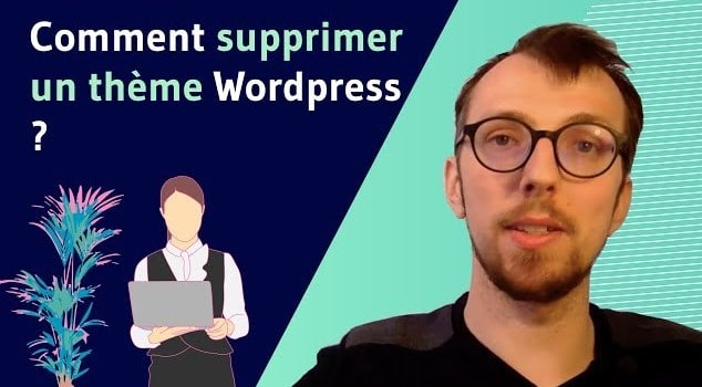Comment supprimer un theme wordpress