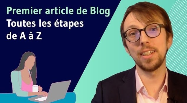 Premier article de blog