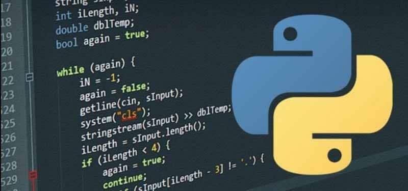 Langage de programmation python