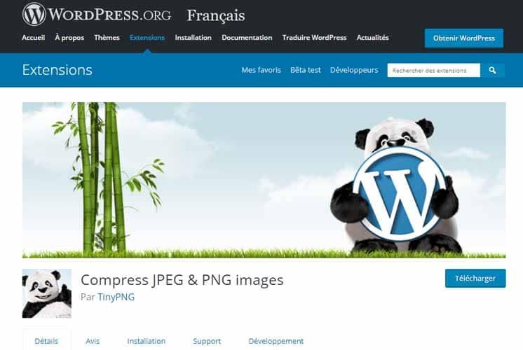 Wordpress.org francais