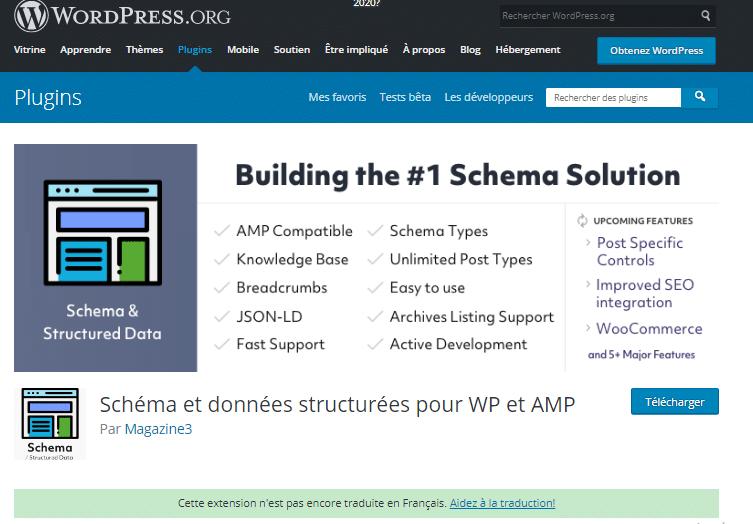 plugin WordPress schema.org