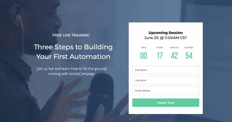 Three steps to building your first Automation