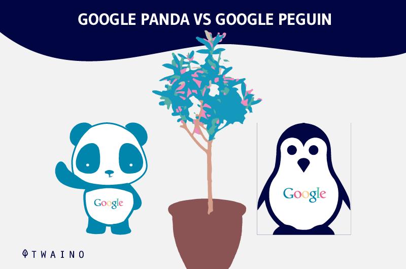 Google Panda VS Google Penguin