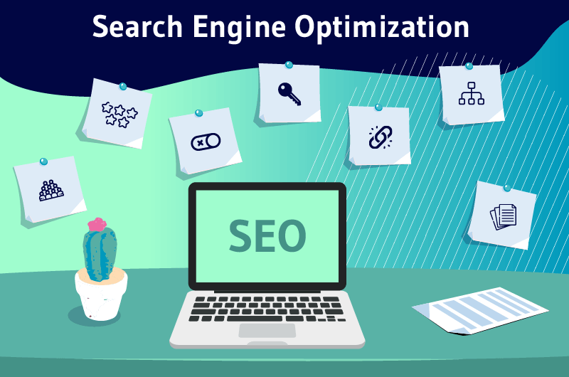 Search Engine Optimisation (1)