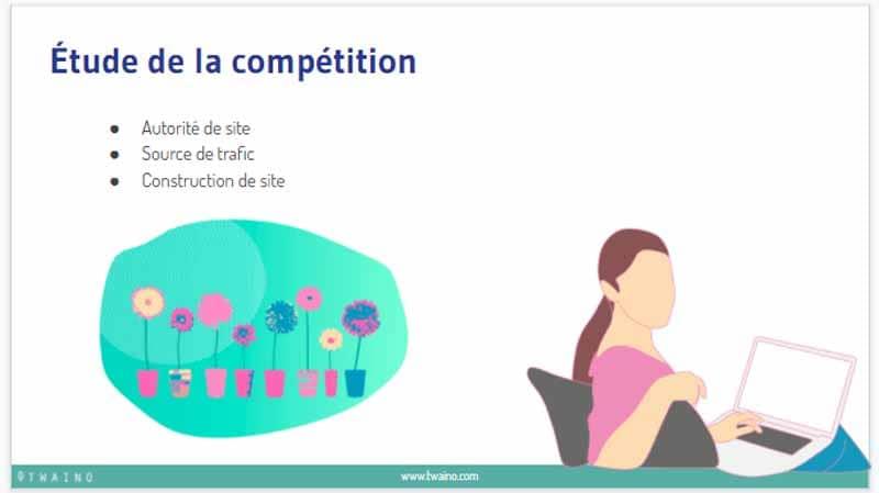 Etude de la competition