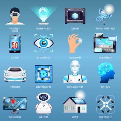 Inspirez vous des tendances technologiques