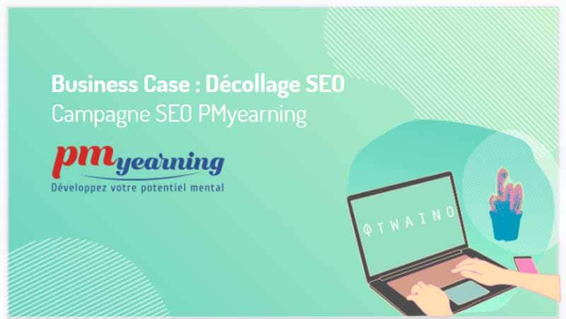 Business Case Decollage SEO