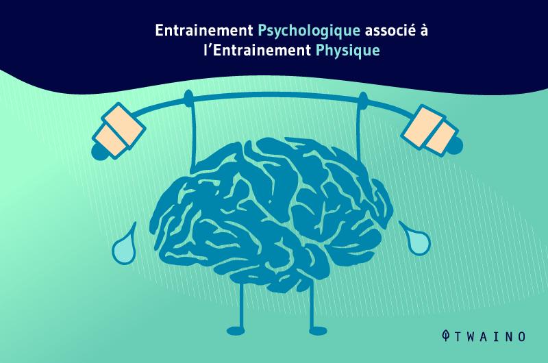 Entrainement psychologique associe a l entrainement physique