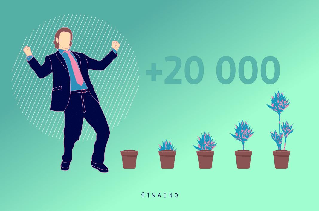 comment passer de 0 a 20000 visiteurs par mois (1)