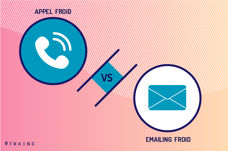 Cold calling vs cold emailing