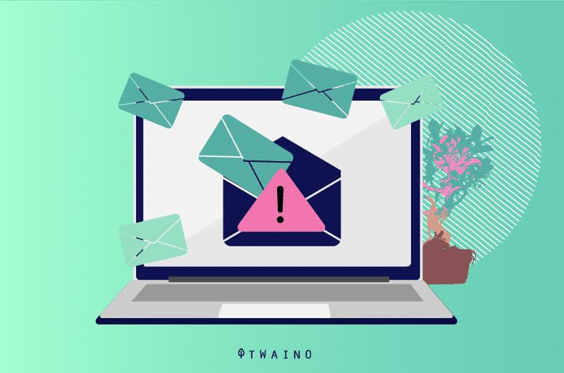 La prospection par courriels et le spamming