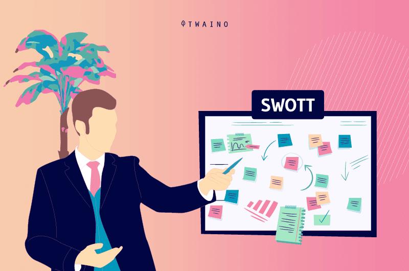 Twaino Business case seo SWOTT (2)