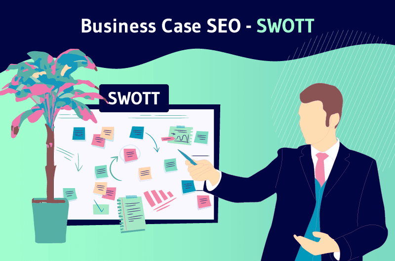 Twaino Business case seo SWOTT