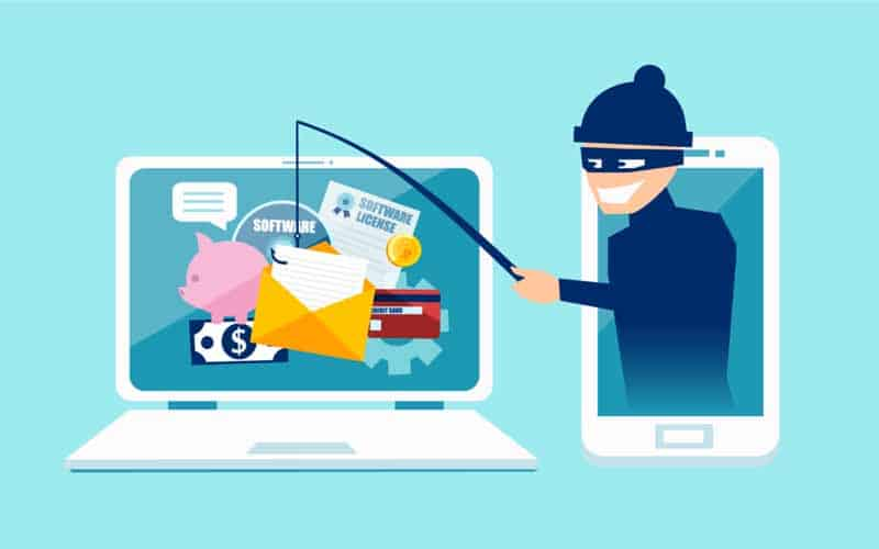 Attaque par phishing