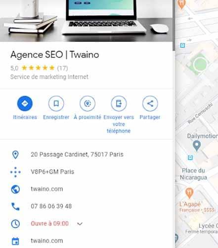Agence SEO Twaino