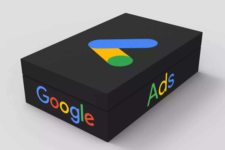 Boite Google Adworks