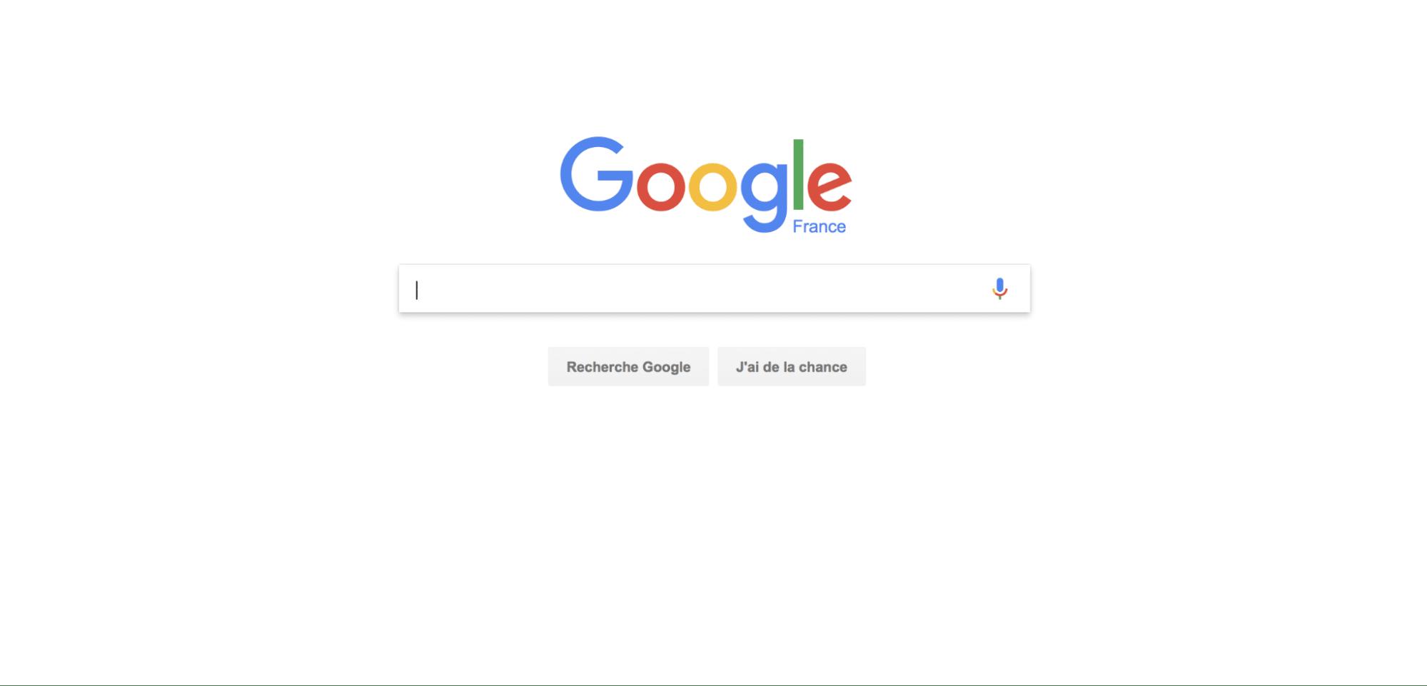Moteur google