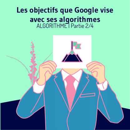 PART 2 - Carrousel-ALGORITHME-01 Objectifs vise par google