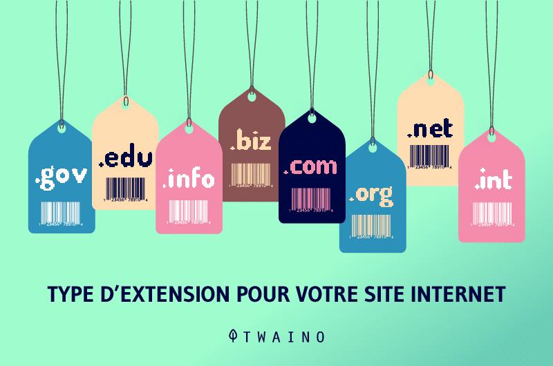 Extension url