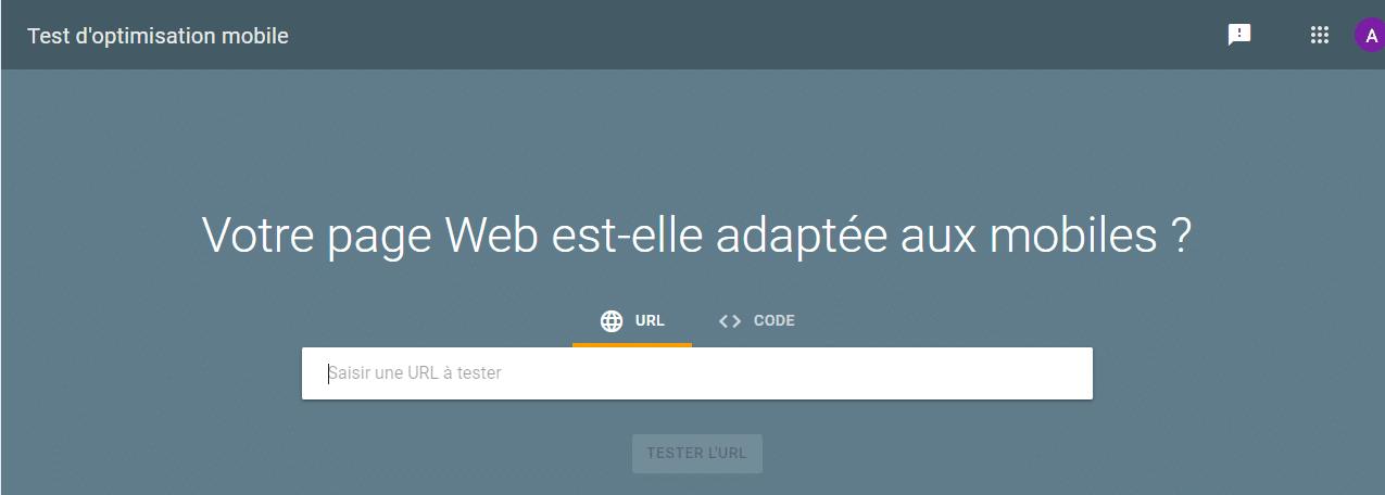 Votre page web est elle adapte au mobile