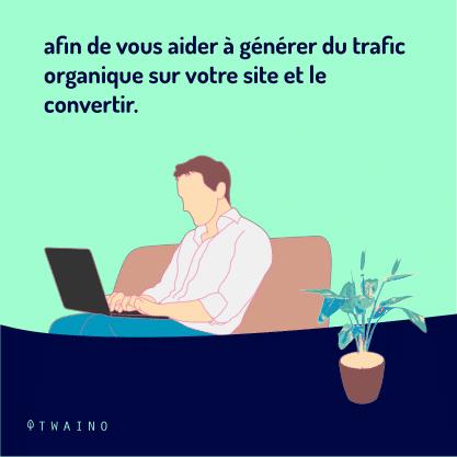 PARTIE 1 Carrousel Analytics-06 Generer trafic organique