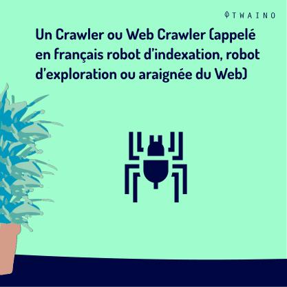 PARTIE 1 Carrousel Crawler ou Robot-07 Crawler ou web crawler