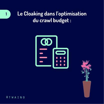 Partie 4 Carrousel_Cloaking-02 Optimisation du crawl budget