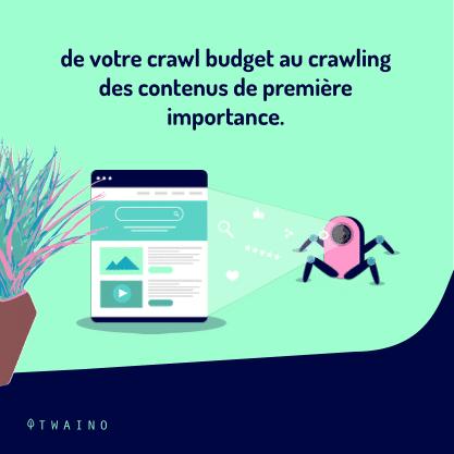 Partie 4 Carrousel_Cloaking-04 Crawl budget au crawling des contenus