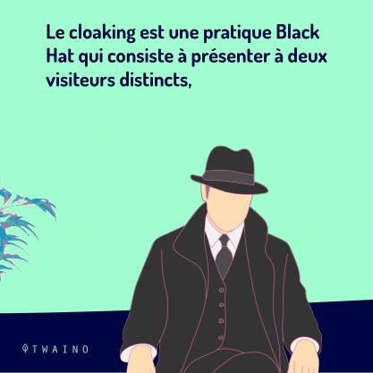 partie 1 - Carrousel_Cloaking-02 Pratique black hat